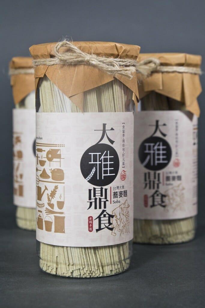 台中花毯節-大雅鼎食蕎麥麵初登場 - 11