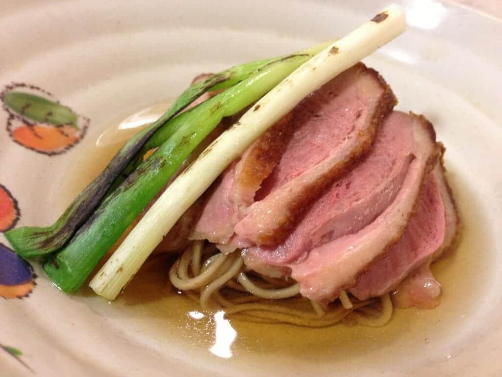 [三風麵館] 和鴨蕎麥麵 - 令人想一吃再吃的教學食譜 - 1