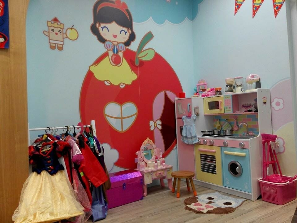 媽咪與小朋友的Playground!天馬行空親子城堡✕三風麵館碰出幸福溫暖的火花⋯⋯Y(^_^)Y - 7