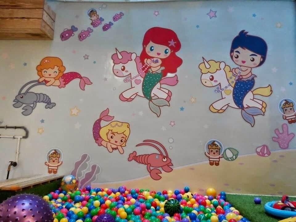 媽咪與小朋友的Playground!天馬行空親子城堡✕三風麵館碰出幸福溫暖的火花⋯⋯Y(^_^)Y - 9
