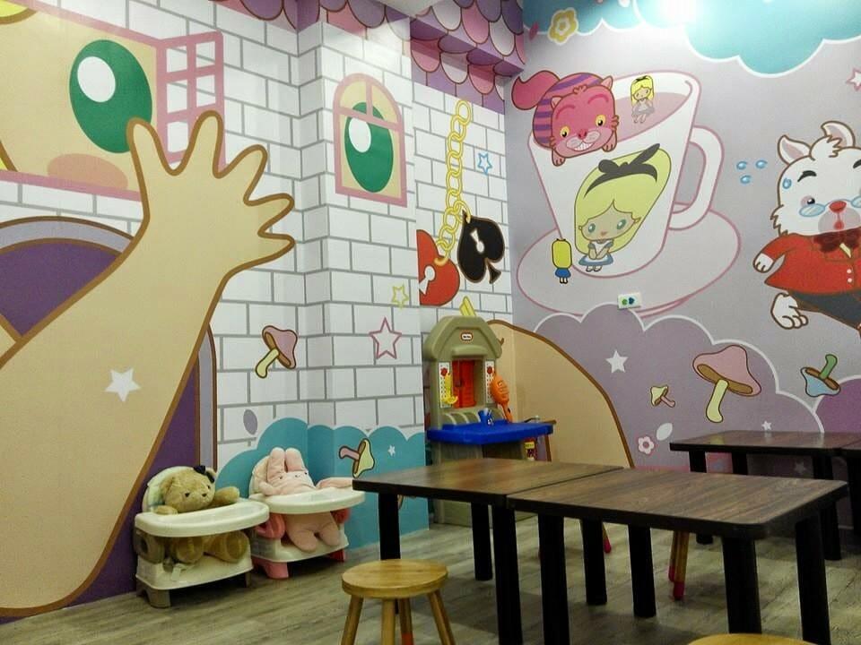 媽咪與小朋友的Playground!天馬行空親子城堡✕三風麵館碰出幸福溫暖的火花⋯⋯Y(^_^)Y - 13