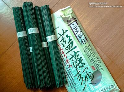 [下廚]三風麵館藍藻麵創意料理DIY。日式涼麵&台式炒麵~今天你想吃哪一道 - 2