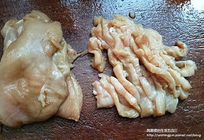 [下廚]三風麵館藍藻麵創意料理DIY。日式涼麵&台式炒麵~今天你想吃哪一道 - 5