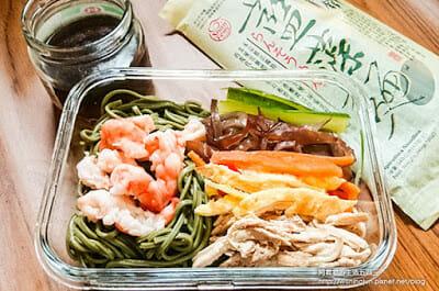 [下廚]三風麵館藍藻麵創意料理DIY。日式涼麵&台式炒麵~今天你想吃哪一道 - 16