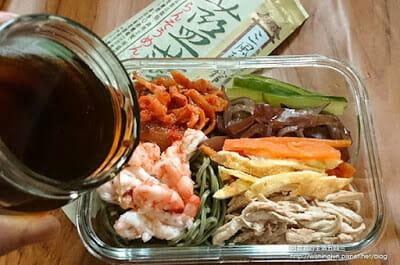 [下廚]三風麵館藍藻麵創意料理DIY。日式涼麵&台式炒麵~今天你想吃哪一道 - 17