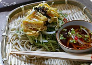 【懶人料理】夏日的涼麵季。藍藻麵&西施麵三風麵館麵食的專家輕鬆做涼麵(下) - 5