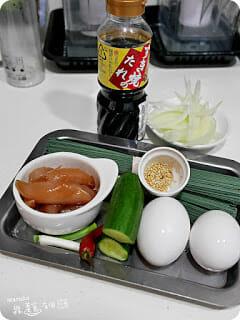 【懶人料理】夏日的涼麵季。藍藻麵&西施麵三風麵館麵食的專家輕鬆做涼麵(下) - 9