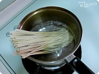【懶人料理】夏日的涼麵季。藍藻麵&西施麵三風麵館麵食的專家輕鬆做涼麵(下) - 3