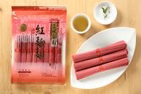 紅麴麵線料理食譜-水果涼麵線 - 1